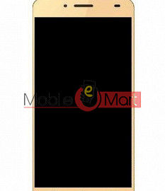 Lcd Display With Touch Screen Digitizer Panel For Ziox Astra Young 4G