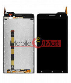 Lcd Display With Touch Screen Digitizer Panel For Asus Zenfone 6 32GB