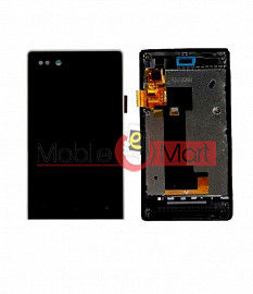Lcd Display With Touch Screen Digitizer Panel For Sony Xperia Miro ST23