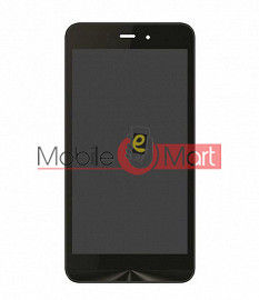 Lcd Display With Touch Screen Digitizer Panel For Intex Aqua Ring