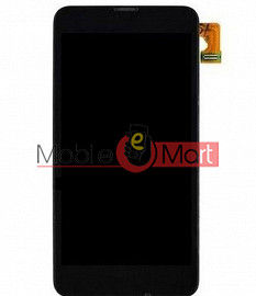 Lcd Display With Touch Screen Digitizer Panel For Nokia Lumia 630 Dual SIM