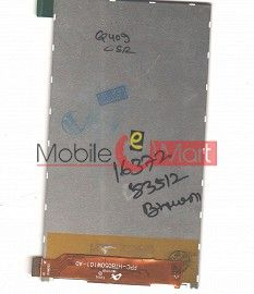 Lcd Display Screen For Micromax Q409 Spark 4G Dual