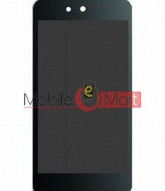 Lcd Display With Touch Screen Digitizer Panel For Spice Mi(498 Dream Uno)