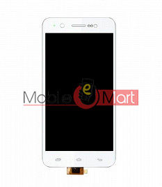 Lcd Display With Touch Screen Digitizer Panel For Karbonn Titanium Mach One Plus