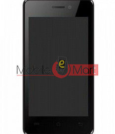Lcd Display With Touch Screen Digitizer Panel For Lava Flair P2