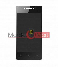 Lcd Display With Touch Screen Digitizer Panel For Karbonn Titanium S4 Plus