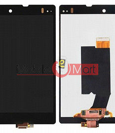 Lcd Display With Touch Screen Digitizer Panel For Sony Xperia Z HSPA Plus