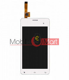 Lcd Display With Touch Screen Digitizer Panel For Lava Iris 405