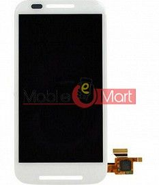 Lcd Display With Touch Screen Digitizer Panel For Motorola Moto E Dual SIM (2nd gen)