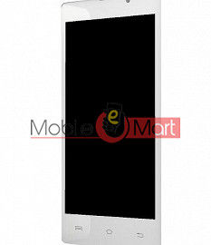 Lcd Display With Touch Screen Digitizer Panel For Lava Iris 465