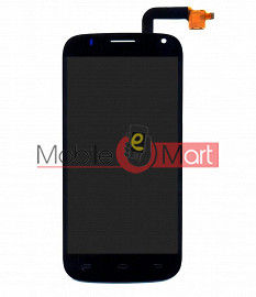 Lcd Display With Touch Screen Digitizer Panel For Intex Aqua i3