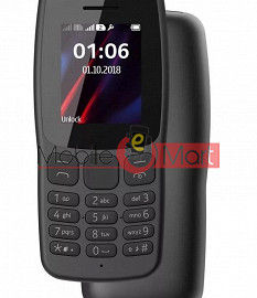 Back Panel For Nokia 106 (2018)