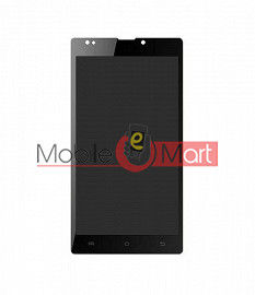 Lcd Display With Touch Screen Digitizer Panel For Lava Iris Fuel 20