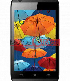 Lcd Display With Touch Screen Digitizer Panel For Intex Aqua X