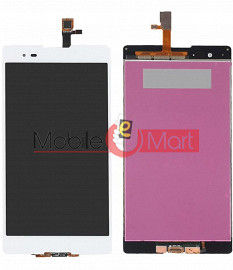 Lcd Display With Touch Screen Digitizer Panel For Sony Ericsson Xperia T2 Ultra D5303
