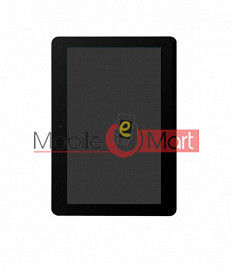 Lcd Display With Touch Screen Digitizer Panel For Lava E(Tab Xtron)
