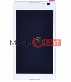Lcd Display With Touch Screen Digitizer Panel For Sony Ericsson Xperia C C2304