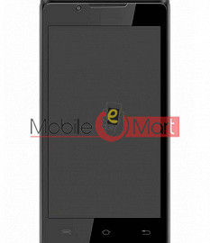 Lcd Display With Touch Screen Digitizer Panel For Lava Flair S1