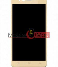 Lcd Display With Touch Screen Digitizer Panel For Swipe Elite 3