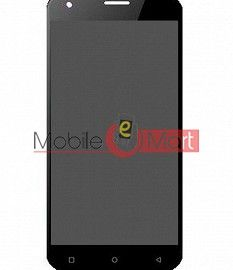 Lcd Display With Touch Screen Digitizer Panel For Swipe Konnect Power
