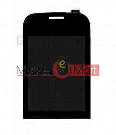 Lcd Display With Touch Screen Digitizer Panel For Nokia Asha 202