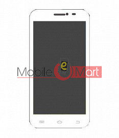 Lcd Display With Touch Screen Digitizer Panel For HPL Platinum A50