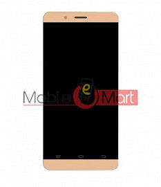 Lcd Display With Touch Screen Digitizer Panel For Intex Aqua Pro 4G