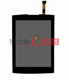 Lcd Display With Touch Screen Digitizer Panel For Nokia X3(02 Touch and Type)