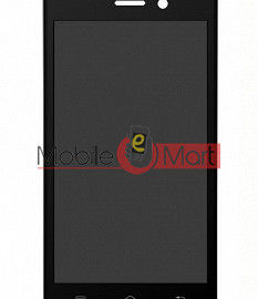 Lcd Display With Touch Screen Digitizer Panel For Lava A52