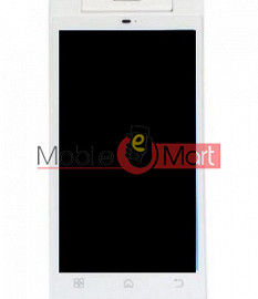 Lcd Display With Touch Screen Digitizer Panel For Cubit Lush 2