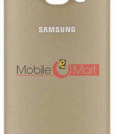 Back Panel For Samsung Galaxy S6 edge
