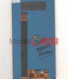 Lcd Display With Touch Screen Digitizer Panel For Mobiistar X1 Dual