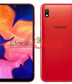 Touch Screen Glass For Samsung Galaxy A10