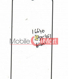 Touch Screen Glass For Samsung Galaxy A20