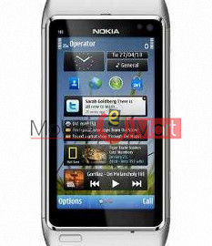 Touch Screen Glass For Nokia N8