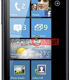 Touch Screen Digitizer For Samsung Omnia W I8350