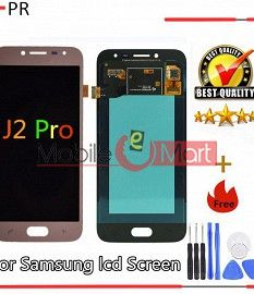 Lcd Display With Touch Screen Digitizer Panel For Lcd Display With Touch Screen Digitizer Panel For Samsung Galaxy J2 Pro (Black)