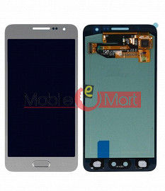 Lcd Display With Touch Screen Digitizer Panel For Samsung Galaxy A5 (Black)