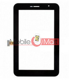 Touch Screen Digitizer For Samsung P6200 Galaxy Tab 7.0 Plus Black