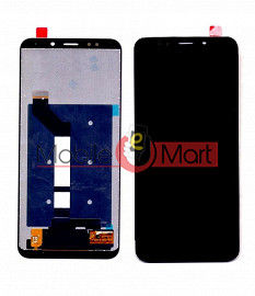 Lcd Display With Touch Screen Digitizer Panel For Xiaomi Redmi Note 5 (Black)