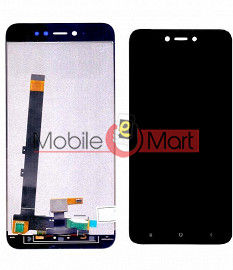 Lcd Display With Touch Screen Digitizer Panel For Xiaomi Redmi Y1 Lite (Black)