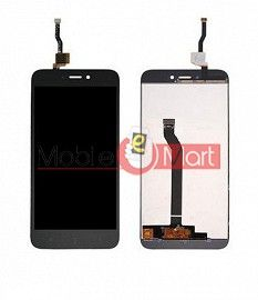 Lcd Display With Touch Screen Digitizer Panel For Xiaomi Redmi 5A - Black