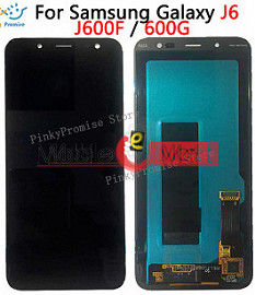 Lcd Display With Touch Screen Digitizer Panel For Samsung Galaxy J6 (Oled)