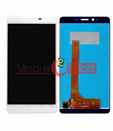 Lcd Display With Touch Screen Digitizer Panel Combo Folder Glass For Lcd Display With Touch Screen Digitizer Panel For PANASONIC ELUGA MARK 2(Black)