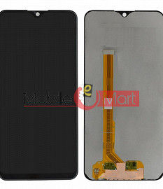 Lcd Display With Touch Screen Digitizer Panel Combo Folder Glass For Vivo Y95  (Black)