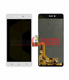 Lcd Display With Touch Screen Digitizer Panel Combo Folder Glass For Vivo X5 Pro (Black)