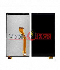 Lcd Display With Touch Screen Digitizer Panel Combo Folder Glass For HTC Desire 816G (Black)