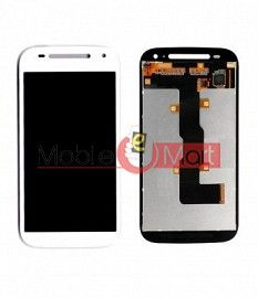 Lcd Display With Touch Screen Digitizer Panel Combo Folder Glass For Lcd Display+Touch Screen Digitizer Panel For Motorola Moto E2 2nd Generation 3G (Black)