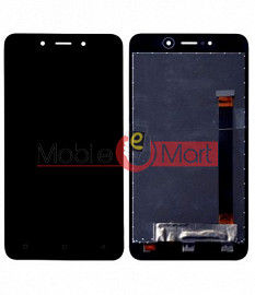 Lcd Display With Touch Screen Digitizer Panel Combo Folder Glass For Gionee X1 (Black)