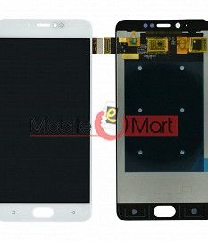 Lcd Display With Touch Screen Digitizer Panel Combo Folder Glass For Gionee S10 Lite  (Black)